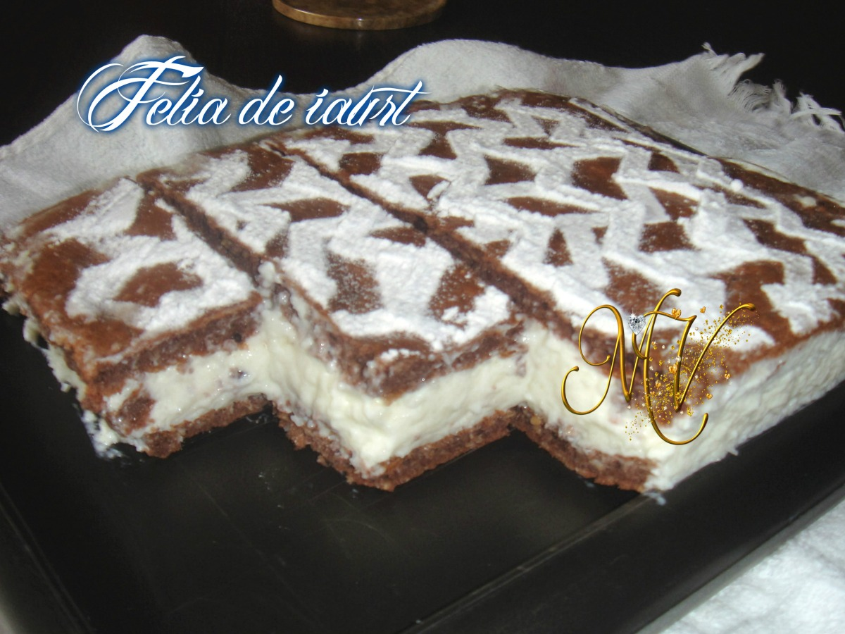 Felia de iaurt